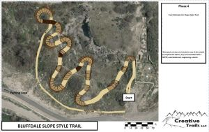 Bluffdale Slopestyle plan