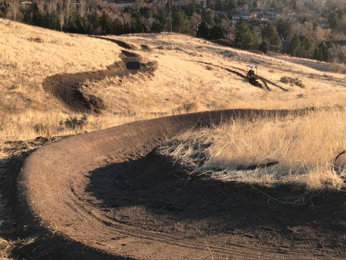 Popperton Bike Trail